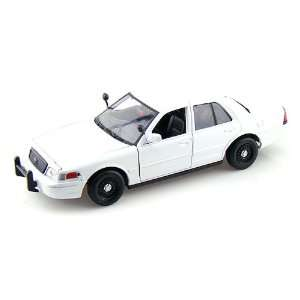 2007 Ford Crown Victoria Police Interceptor Slick Top 1/24