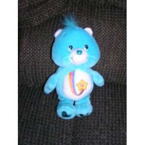 Care Bears 8 Plush Thanks a Lot Bear Bean Bag Doll Toys