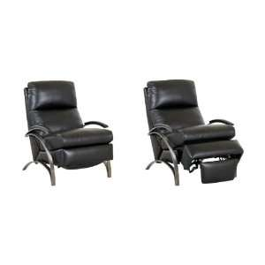 Anton Modern European Style Leather Reclining Chair Anton