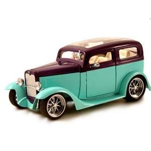 Scale 118   1931 Ford Model A Sedan (Street Rod Version