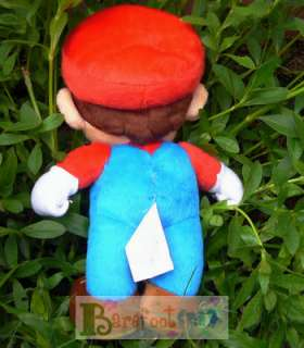 NEW ARRIVAL NINTENDO SUPER MARIO BROS. Mario 22cm PLUSH TOY DOLL