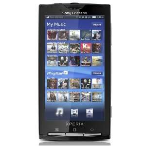 Sony Ericsson Xperia X10 Unlocked Phone with Android OS, 8