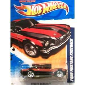 2011 Hot Wheels 89/244   Street Beasts 9/10   Ford Mustang