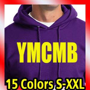 YMCMB PURPLE HOODIE young money lil wayne weezy t shirt