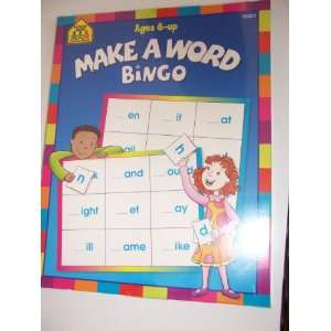 Make A Word Bingo Educational Bingo Game Toys & Games