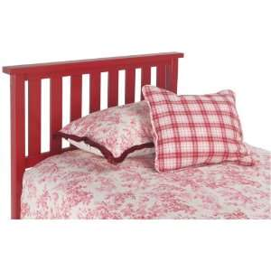Fashion Bed Group Belmont Full Headboard, Red