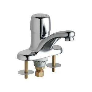Chicago Faucets 3400 ABCP Lavatory Fitting, Deck Mntd 4