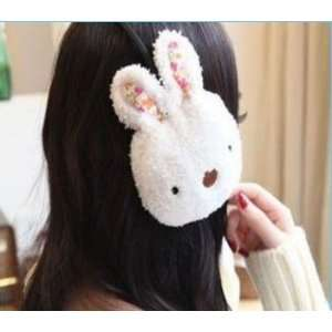 Winter Cute Rabbit Earmuff Ear Muff Warmer Everything