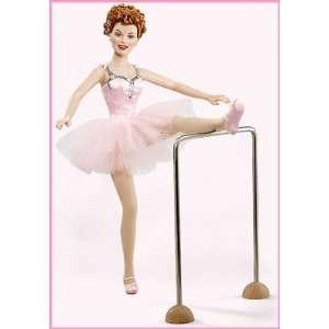 Franklin Mint Lucille Ball Ballerina Vinyl Doll Toys