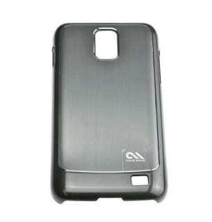 Case mate Barely There Brushed Aluminum Case Cover for Samsung Galaxy