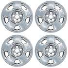 new chrome wheel skins hub cap covers 17 inch 5 lug location usa watch