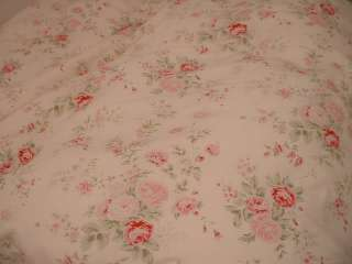Rachel Ashwell Shabby Chic Fabric called Wildflower Cream Pink