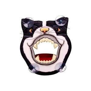Bobbo Cat Mouth Window Wild Bird Feeder