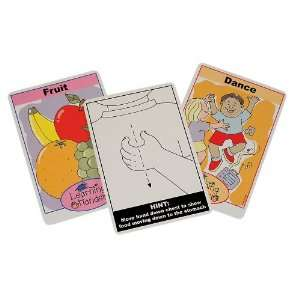 Sign Babies Learning Hands ASL Flash Cards Food Fun Toys & Games