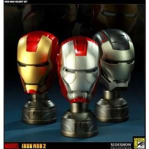 Iron Man Helmet SDCC Exclusive Non Attendee Edition