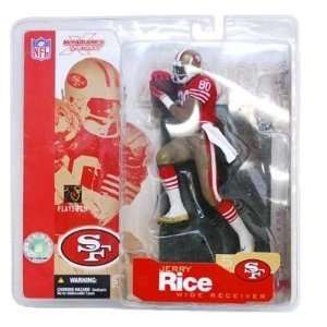 McFarlane Toys NFL Sports Picks Series 5 Action Figure Jerry Rice (San