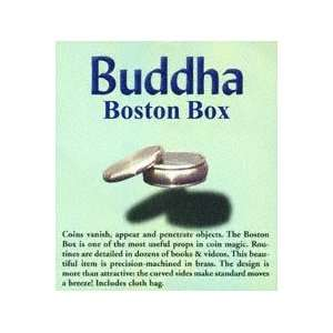 Buddah Boston Box Coins Vanishing Money Magic Tricks