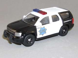 Patrol 132 2010 Chevy Tahoe SFPD San Francisco Police Department NIB