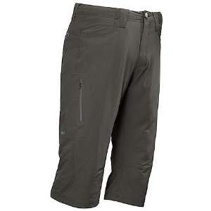 Outdoor Research Mens Ferrosi 3/4 Pant, Mushroom, 34