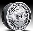 28 DUB BELLAGIO SPINNER CHROME WHEEL SET