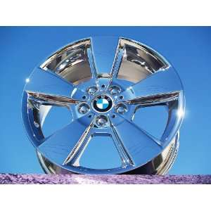 X3Style 143 Set of 4 genuine factory 18inch chrome wheels Automotive