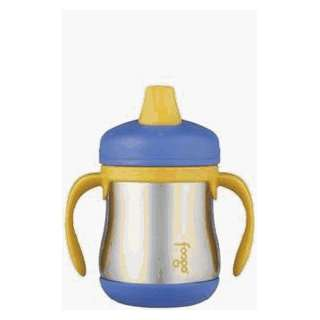 Thermos FOOGO Leak Proof, Vacumm Insulated, Steel Baby Sippy Cup With