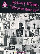 ROLLING STONES EXILE ON MAIN STREET GUITAR TAB BOOK