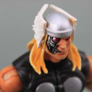 FREE SHIP NEW 3 MARVEL SUPER HERO SQUAD THOR 2009 ACTION FIGURE FY33