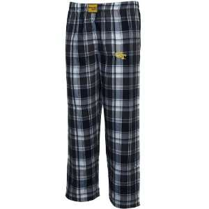 Georgia Tech Yellow Jackets Youth Navy Blue White Plaid