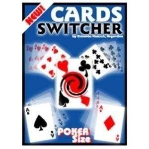 Card Switcher   Jumbo   Card / Stage / Magic Trick Toys