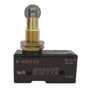 10GQ22 Snap Action Switch,Panel Roller Plunger