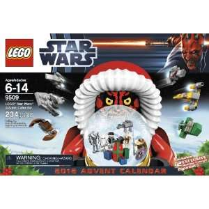 LEGO Star Wars Advent Calendar 9509 Toys & Games