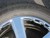 Mercedes MBZ GL350 ML R Factory 20 Chrome Wheels Tires Rims OEM 164
