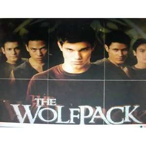 Twilight New Moon Wolf Pack foil insert set of 6 (WP 1