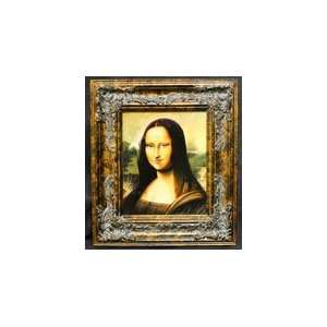 Haunted Picture with Frame   Mona Lisa   Watches You