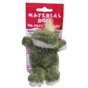 Dr Noys Frog Extra Small Dog Toy