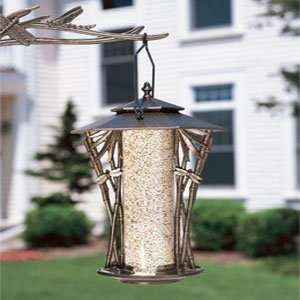 Whitehall Products Dragonfly Silhouette Bird Feeder   Moss