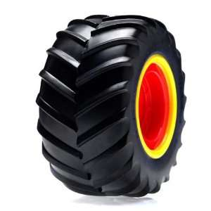 Monster Truck Tires & Wheels,Mounted MRAM, MLST/2 Toys & Games