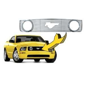 2005   2008 Ford Mustang GT High Impact Triple Chrome