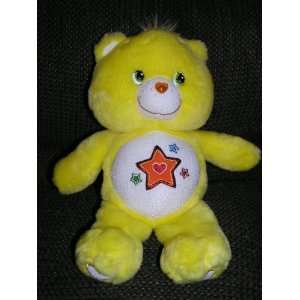Care Bears 13 Plush Glitter & Glow Superstar Bear Toys & Games