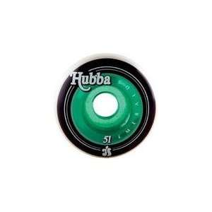 hubba wheels rolling stones 51mm
