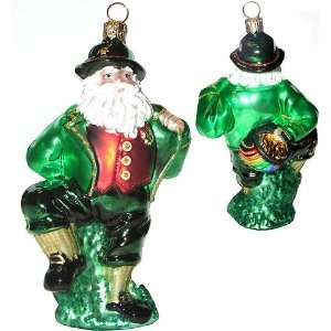 Luck Of The Irish Polonaise Christmas Ornament #AP1483