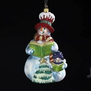 with Caroling Books Polonaise Christmas Ornament 5.5