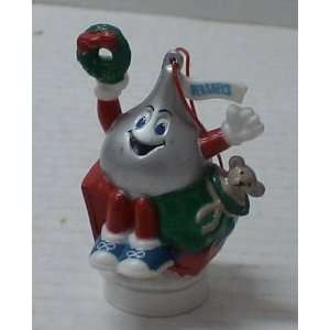 Nestle Hersheys Kiss Pvc Christmas Ornament Everything