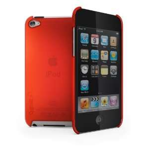 Case With Anti glare Screen Protector For Ipod Touch G4  Players