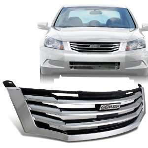 2008   2010 Honda Accord 4DR Chrome Front JDM Style Front