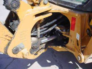 Case 580SM Series 2 Tractor Loader Backhoe, Cab, Air, 4x4, Extendahoe