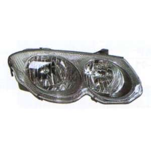 300M HEADLIGHT ASSEMBLY EXC SPECIAL, PASSENGER SIDE   DOT Certified