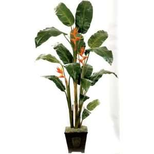 8 Giant Natural Touch Life Like Heliconia Tree