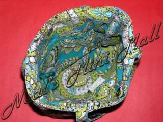 MINT Most Popular Vera Bradley Peacock curvy, bucket tote, shoulder